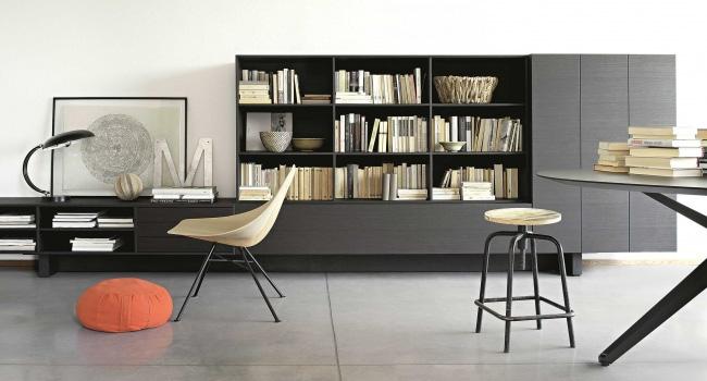 Arredamenti Vinzio, vendita soggiorni moderni Lema Mobili e Md House