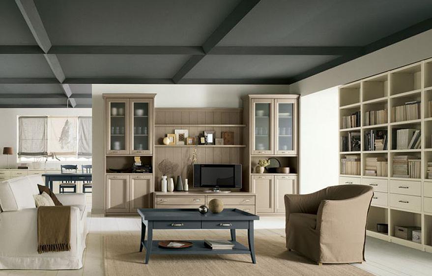 Vinzio arredamenti vendita mobili stilema stile classico for Arredamento stile classico