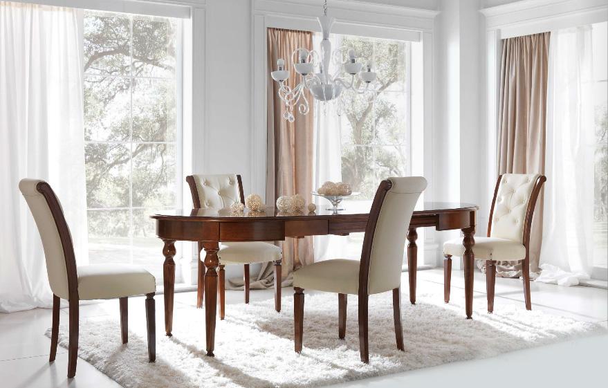 Vinzio arredamenti vendita mobili stilema stile classico - Arredamento classico soggiorno ...