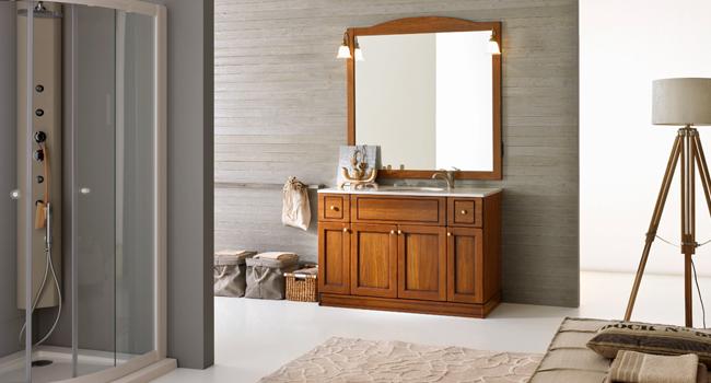 Arredamenti vinzio arredamento per il bagno tiferno artesi arblu - Linea azzurra mobili ...