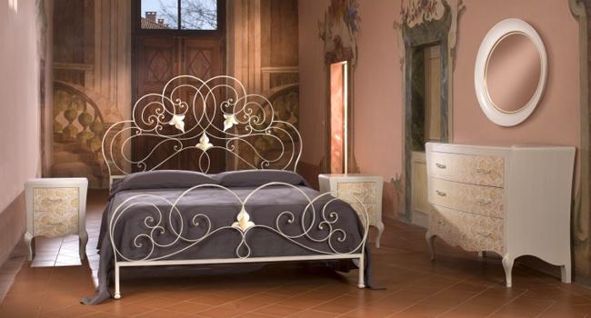 Vinzio mobili vendita letti in ferro forgiato barel letti cinova - Cinova divani letto ...
