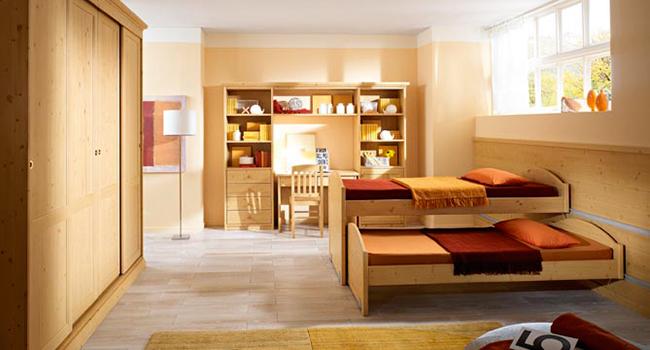 Camerette rustiche per bambini camerette per bambini - Deco mobili camerette ...