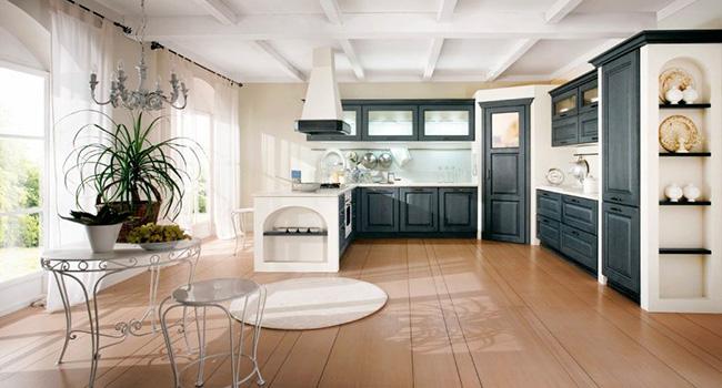Cucine moderne per case di campagna cucine in muratura for Foto case classiche