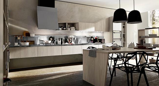 Arredamenti vinzio in valsesia vendita cucine contemporanee - Mobili contemporaneo moderno ...