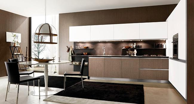 Arredamenti vinzio in valsesia vendita cucine contemporanee - Colori di cucine moderne ...