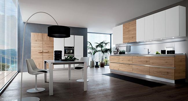 arredamenti vinzio in valsesia vendita cucine contemporanee - Arredamento Contemporaneo Design