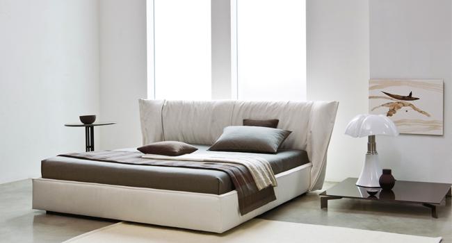 Vinzio mobili vende letti cinova in pelle e tessuto letti for Divani letti moderni