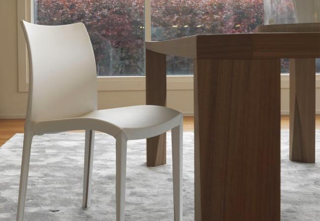 Sedie impilabili e sgabelli per cucine e sale da pranzo for Colico design sedia go
