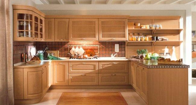 Arredamenti vinzio vendita cucine arrital cucine del - Cucine in legno chiaro ...