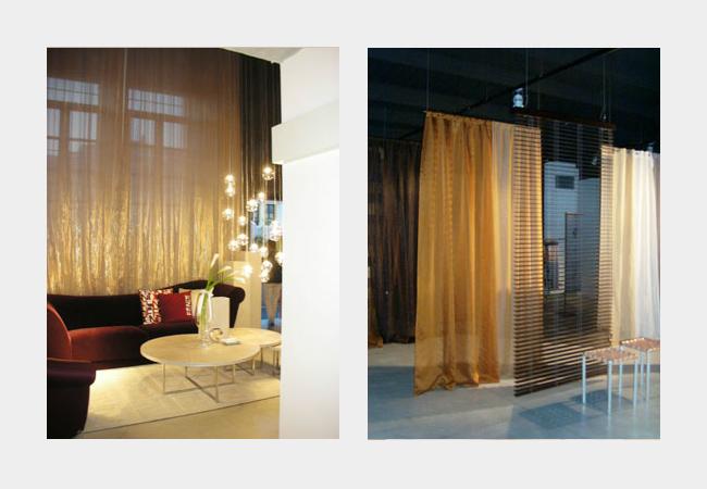 Tende classiche e moderne mobili Vinzio Novara